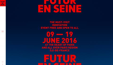Website Futur en Seine