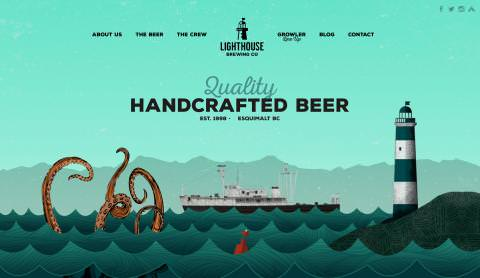 Lighthouse Brewing Company
