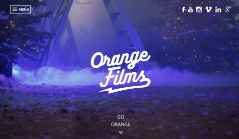 Website Orange Films