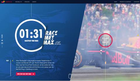 Website Race Met Max