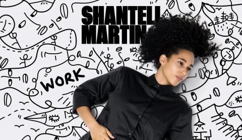 Website Shantell Martin