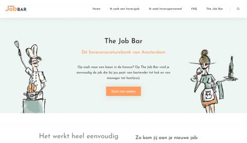The Job Bar